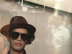 The Many Ages of Man (Mayank Austen Soofi) Tags: delhi walla metro commuter the many ages man