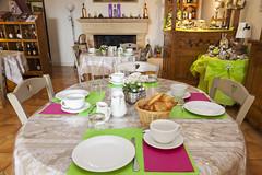 Breakfast at the Hotel Granges Arles (Naturetrek Wildlife Holidays) Tags: bouchesdurhone logisdefrance