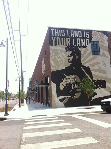 Woody Guthrie Center, Tulsa