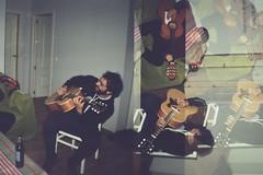(statoingravitto) Tags: multiexposure music guitars happymoments lomo lomography dianamini friendship 35mm film analog