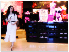 Can't bare to leave - 1150783 (willfire) Tags: willfire singapore lingerie bra under garment underwear lady woman bare necessities mannequin panties shop ion