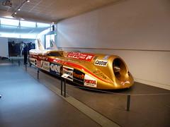 Thrust2, P1070185 (LesD's pics) Tags: cars coventrytransportmuseum recordbreakers landspeed