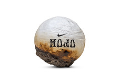 Scorched (Bill Hornstein) Tags: nike nikegolf ball burned charred fire golf golfball hot melt mojo scorched