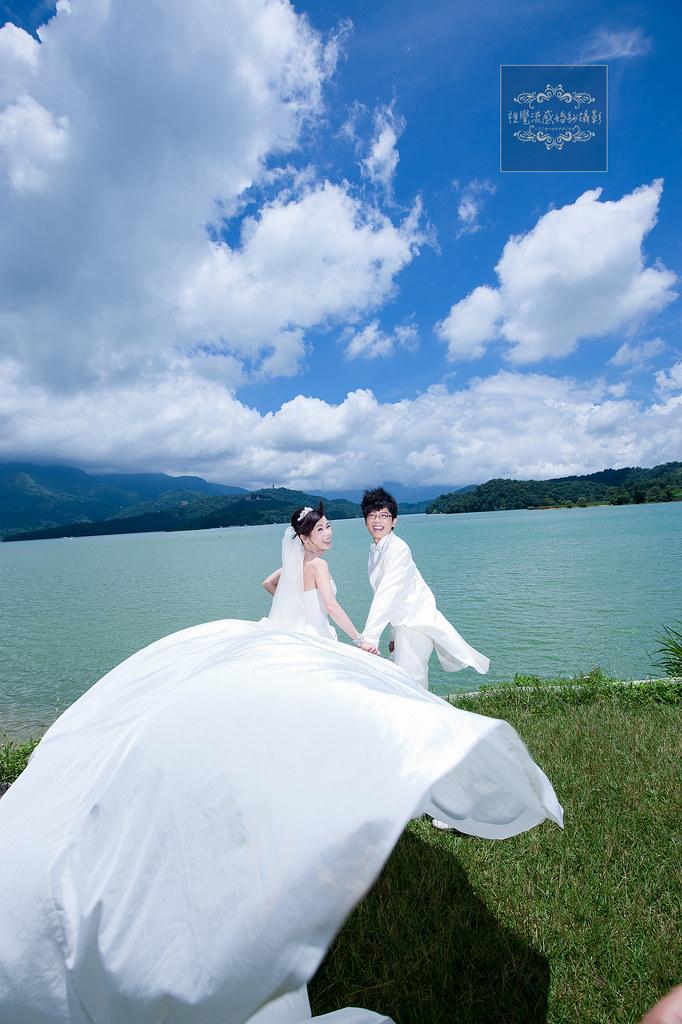 南投日月潭婚紗,日月潭拍婚紗,婚紗攝影,南投婚紗,自助婚紗,台北拍婚紗推薦,視覺流感