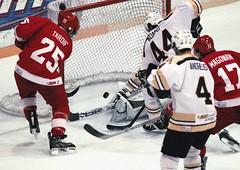 #25 Jamie TARDIF in action (kirusgamewornjerseys) Tags: toledo ohio usa storm jamie tardif ice hockey echl game worn jersey