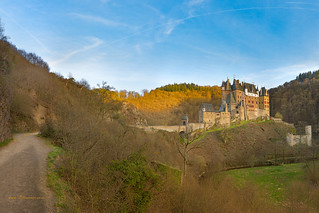 Medieval Dream - castle Eltz