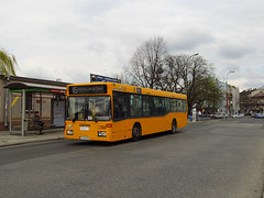 Mercedes Benz O405N2, #2280, MPK Lublin (transport131) Tags: bus autobus ztm lublin mercedesbenz o405n2 mpk