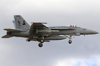 F/A-18E 166950