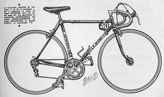 King of the Mountains 1971 (Cyclopathe) Tags: lejeune bicycle vanimpe tourdefrance 1971 campagnolo unicanitor cinelli superchampion spécialitésta danielrebour montagne reynolds531