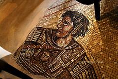 Imitazione di mosaico (Adriano_2) Tags: arte figura mosaico imitazione xviiisecolo architettura unesco cittàdilussemburgo battagliadiissi copia interni giorno restauro architecturesculpture