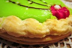 mazurek :) (green_lover) Tags: mazurek cake cookie glaze macromondays macro food
