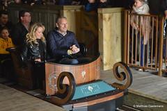 Gert Verhulst in Heidi The Ride (Matthias Daelemans) Tags: heidi plopsa plopsaland de panne gert verhulst the ride heidiland houten achtbaan wooden coaster