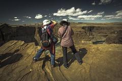 The Big View (PetterPhoto) Tags: arizona pettersandell petterphoto usa horseshoebend desert rocks photography travel tourism takingpictures sky view big wide angle 24mm wideangle sigma