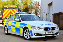 YJ62 OVH (S11 AUN) Tags: south yorkshire police syp bmw 330d saloon anpr roads policing unit rpu 999 traffic car emergency vehicle yj62ovh