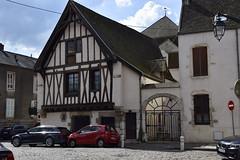 _DSC0341 Beaune, Bourgogne (Marie-Annick Vigne. + 1'000'000. Merci. Thanks) Tags: beaune bourgogne france colombages