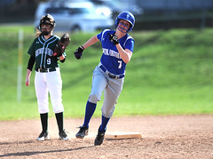 BEsoftball-br-041417_7395 (newspaper_guy Mike Orazzi) Tags: softball sports bristoleasternhighschool northwestcatholichighschool nwc 300mmf28dii d3 nikon nikkor outdoorsports sport bristol