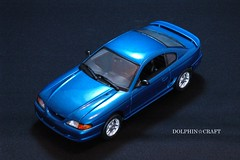 1994 Mustang GT 3 (DOLPHIN☆CRAFT) Tags: 1994 ford mustang gt coupe フォード ムスタング マスタング クーペ プラモデル