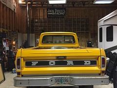 1972 ford highboy factory 4x4 swb (hartmannfirearmsllc) Tags: walloffame jackdaniels fordrules usmc semperfi bumpsidenation bumpside ford 4x4 1972 f100