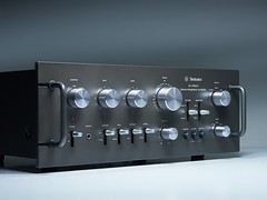 Technics SU 8600 Stereo Amplifier (oldsansui) Tags: 1970 1975 audio classic technics stereo receiver amp retro vintage sound hifi design old radio music seventies madeinjapan 70erjahre
