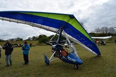 G-CFLR P&M Aviation Quik (graham19492000) Tags: pophamairfield flexwing gcflr pmaviation quik