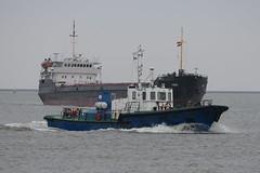DSC_5082 (sauliusjulius) Tags: lvlpx liepaja latvia port libau karosta libava pilot4 pilot vessel liepāja mmsi 275038000 call sign yl2475