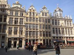 Brussels La Grande Place (Nobo Sprits) Tags: brussel grote markt la grande place bruxelles belgië belgium belgique