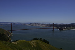View form Hawk Hill (Bob Nastasi) Tags: goldengatebridge hawkhill marinheadlands california sanfrancisco d800e bobnastasi