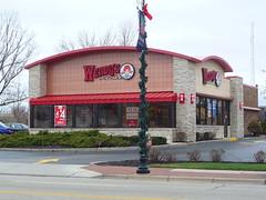 Wendy's, Vandalia, OH (2) (Ryan busman_49) Tags: wendys ohio remodeled vandalia