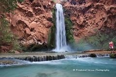 IMG_0514 (PrashantVerma) Tags: havasupai supai havasu creek arizona grand canyon water fall blue green turquoise canon 6d 16mm landscape