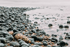 Pebbles (V Photography and Art) Tags: pebbles beach longexposure blackpebbles sea seaside stmargaretbay uk dover