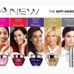 Anew Skin Care Solutions (beautyandbosslife) Tags: avon anew skincare antiaging vitale reversalist platinum ultimate