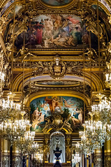 Opera (Tom Farrow) Tags: paris opera house grand light spring art colour room ornate gold music architecture building ile de france