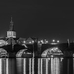 Evening Charles bridge thumbnail