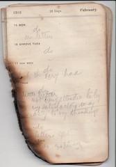 15-21 Feb 1915 (wheresshelly) Tags: ww1 wwi world war 1 australia gallipoli egypt military australian 4th field ambulance anzac morton wilfred