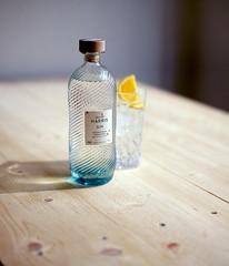 Gin (Jorkew) Tags: gin tonic alchohol liquor booze bootle table producr jenever isle harris hermit vl92 mamiya rz67 kodak ektar 100 110mm f28