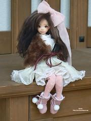 Momonita - Atelier Momoni + (Kerien - Pruine Arlequin) Tags: bjd balljointeddolls poupée doll dolls sand skin freckles customisation custo 16 momonita atelier momoni