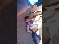 ACIDENTE NO BAIRRO NOVO HORIZONTE / ARAGUARI-MG parte 1-3 (portalminas) Tags: acidente no bairro novo horizonte araguarimg parte 13