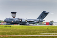 LIL - Boeing C-17A Globemaster III (177705) Canadian Armed Forces (Aéro'Passion) Tags: lille lesquin lfqq lil lillelesquin aéropassion airport aircraft airlines aéroport décollage departing takeoff trainsortie variopositif rotate rotation photography photos natw canon 6d canada canadian canadianarmedforces boeing c17a c17 globemaster iii 177705 cc177 military