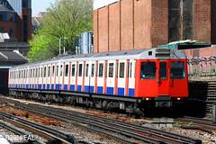 D78 Stock EMU (Samson Ng . D201@EAL) Tags: londonunderground