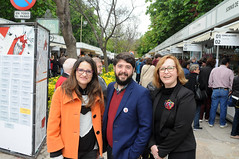 Mónica Oltra, Nacho Larraz i Lola Carrasco 29/04/17