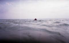 #083 (AXD1) Tags: water blue man old swimming waterproof nikonos
