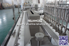 Filling capping machine-Reliance Machinery006 (Reliance Machinery Co.,Ltd) Tags: high speed rotary inline linear filler capper machine machinery equipment bottling glass bottle pet sterile pharmaceutical how make oil oral solution nasal nose case care production packing line cartoner printing labeling labler labels apply star wheel caps closing clour screw capping filling