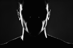 self silhouette (braxton.klavins) Tags: portrait selfportrait silhouette self fineart