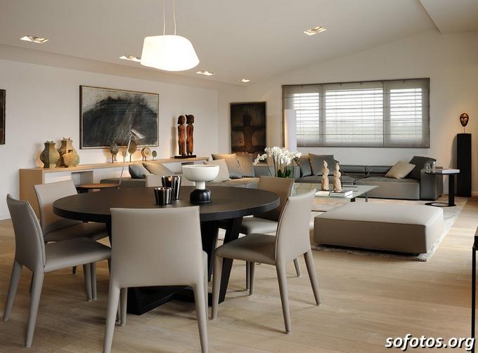 Salas de jantar decoradas (1)