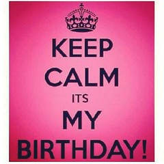 It's my birthday !!  It's my birthday !!  It's my birthday !!  Happy birthday to mee  God bless mee aww awesome I'm officially 18th jijijiji (rchelil) Tags: square squareformat iphoneography instagramapp uploaded:by=instagram