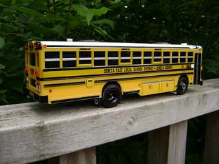 OHIO BLUE BIRD BUS - SENECA EAST LOCAL SCHOOL DISTRICT