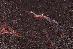 Veil-West-Widefield (ajynrynn) Tags: veilnebula deepsky astrophoto astrometrydotnet:version=14400 astrometrydotnet:id=alpha20130517147223 astrometrydotnet:status=solved canon dslr astronomy star telescope night longexposure nebula dark cygnus constellation