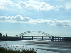 DSCF7649 (keeno82uk) Tags: bridge runcorn widnes runcornbridge