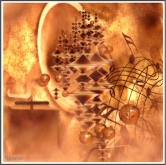 all that jazz (bloorose-thanks 4 all the faves!!) Tags: abstract 3d fractal incendia