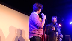 ACMS 03/06/13 VIDEO: Explaining The Bomb Words (Diamond Geyser) Tags: video funny comedy comedian bombs standup lukeroberts sohotheatre acms cabaretbar thomtuck languagefun johnlukeroberts alternativecomedymemorialsociety